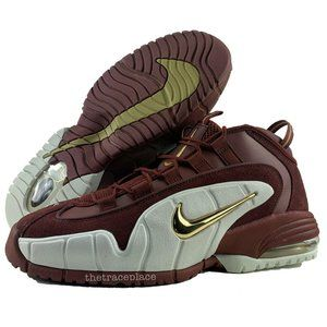 Nike Air Max Penny Size 11 Mens House Party Team R
